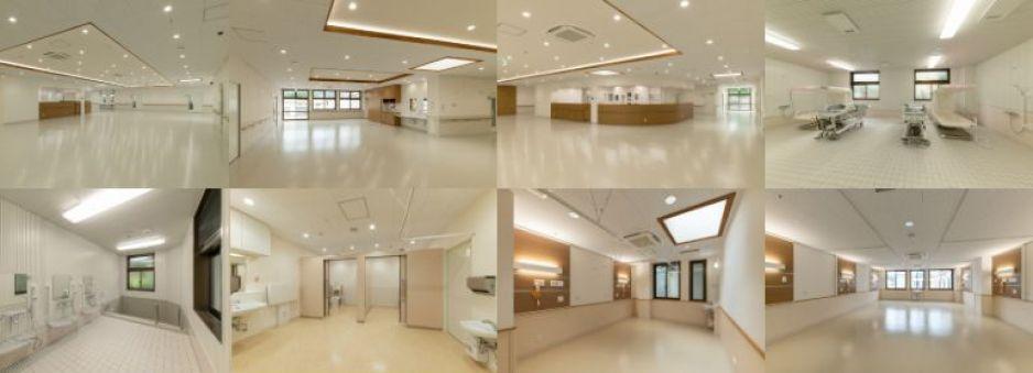 2020年7月 埼玉療育園新館竣工